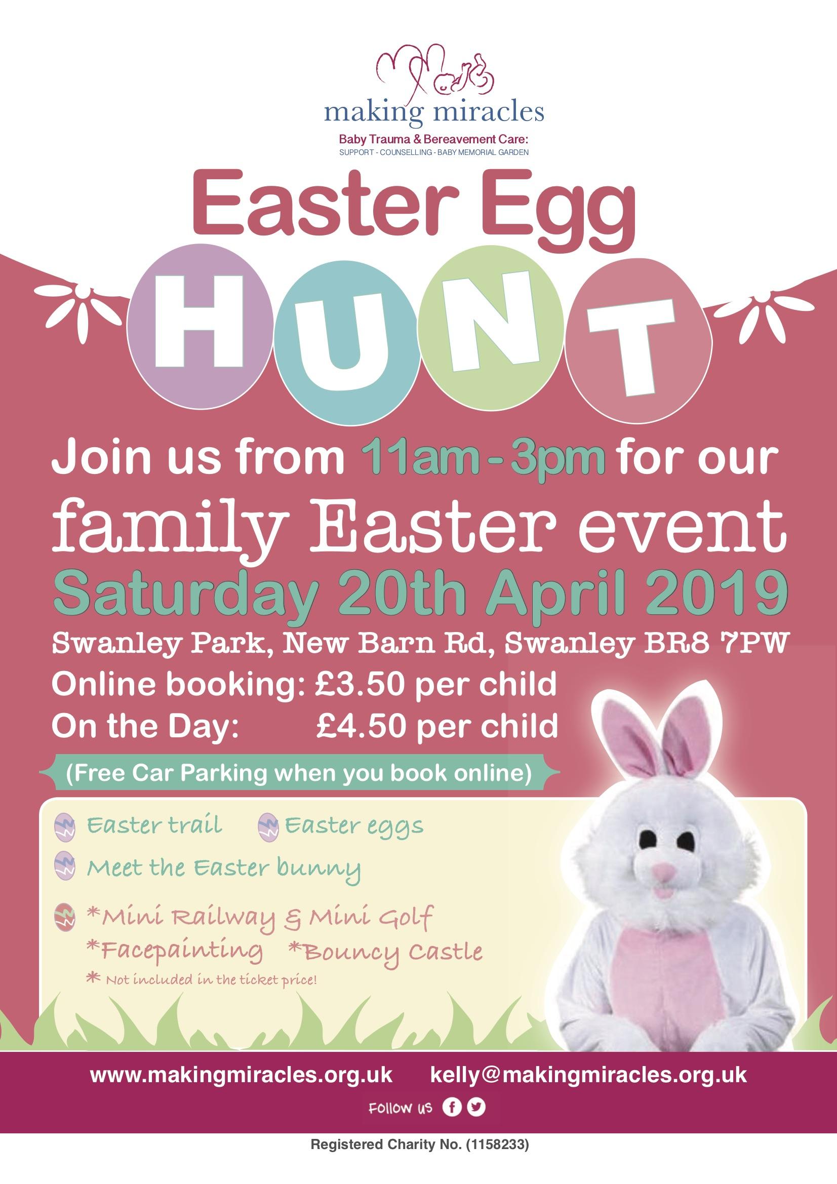 Family Easter Hunt